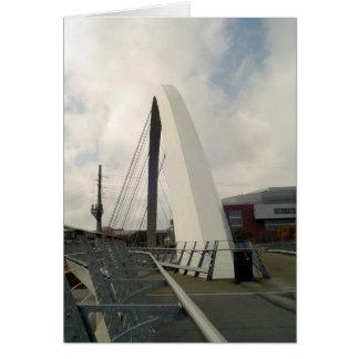 Around Des Moines, IA Collection  Foot Bridge Card