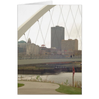 Around Des Moines, IA Collection  Travelers Sign Card