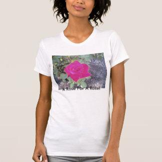 around home2004, A Rose For A Rose! Tee Shirt