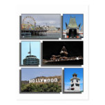 Around Los Angeles California Post Card