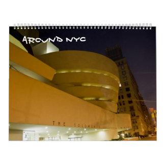 around nyc iii calendar