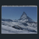 "around Switzerland in 2021 Calendar<br><div class=""desc"">Stunning pictures of Switzerland for this 2021 calendar. Travel safely without leaving your home.</div>"