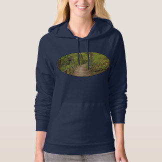 Around the Bend Hooded Pullover