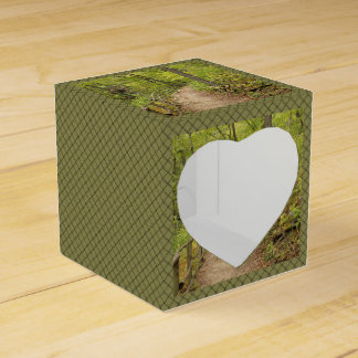 Around the Bend Party Favor Boxes