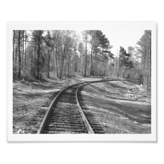 Around the Bend Photo Print