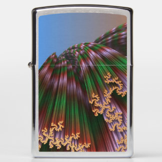 Around the bend zippo lighter