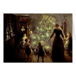 Around the Christmas Tree Cards