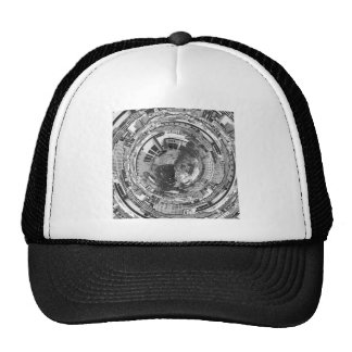 Around The City Center Trucker Hat