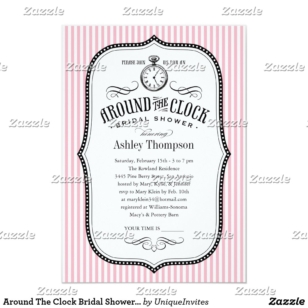 cool wedding invitation blog bridal shower invitations With wedding invitations under 1 00