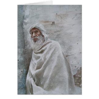 Around the Corner - Kairouan Card