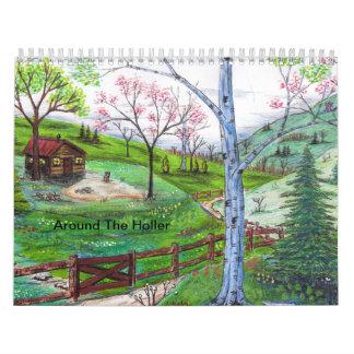 Around The Holler Calendar