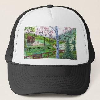 Around The Holler Trucker Hat