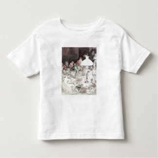 Around the Lamp at Evening, 1900 (w/c on paper) Toddler T-shirt