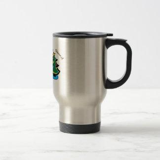 Around The Tree Coffee Mugs
