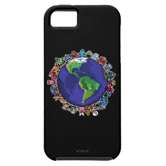 Around the World 2 iPhone SE/5/5s Case