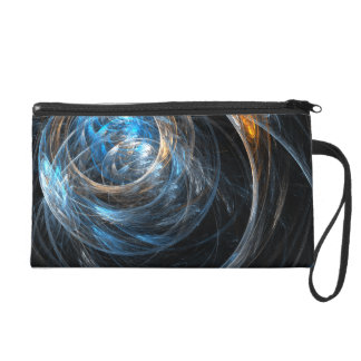 Around the World Abstract Art Bag