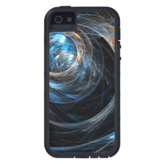 Around the World Abstract Art Case For iPhone SE/5/5s