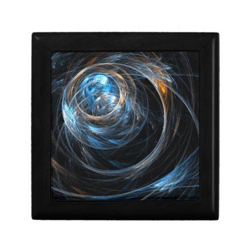 Around the World Abstract Art Gift Box