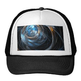Around the World Abstract Art Hat