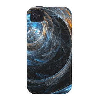 Around the World Abstract Art iPhone 4/4S Vibe iPhone 4 Case