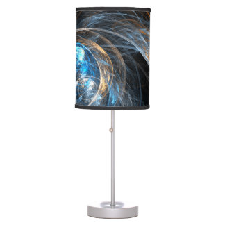 Around the World Abstract Art Lamp