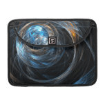 Around the World Abstract Art Macbook Pro Sleeves For MacBooks