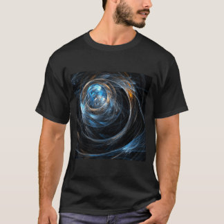 Around the World Abstract Art T-Shirt
