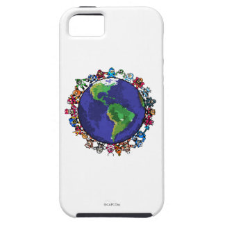 Around the World iPhone 5 Covers