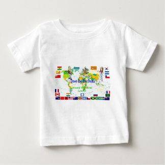 Around The World Concert T-shirt