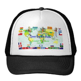 Around The World Concert Trucker Hat