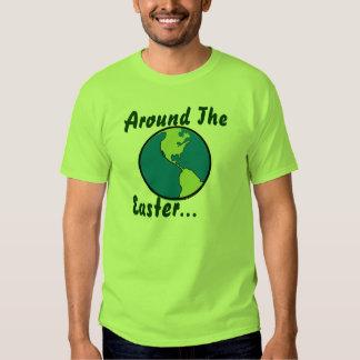 Around The World!-Customize Shirt