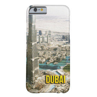 Around the World: Dubai Barely There iPhone 6 Case