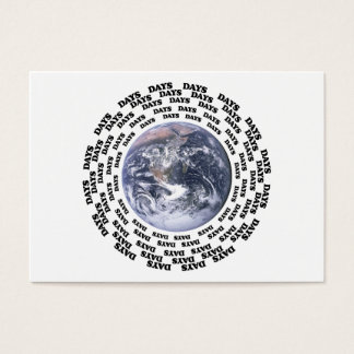 Around the World in 80 Days Business Card