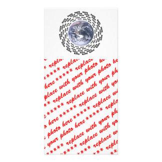Around the World in 80 Days Card
