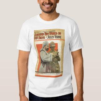 Around the World in 80 Days Tee Shirt