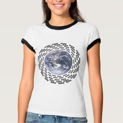 Around the World in 80 Days Tee Shirts