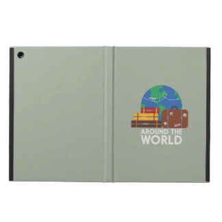 Around the world iPad air case