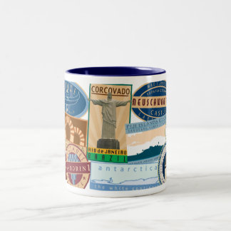 Around the World-Mug