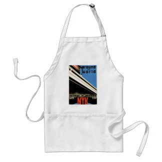 Around the World with NYK Aprons