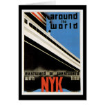 Around the World with NYK Cards