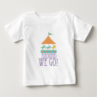 Around We Go T-shirt