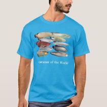 Arowanas of the world T-Shirt