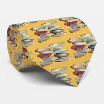 Arowanas of the world tie