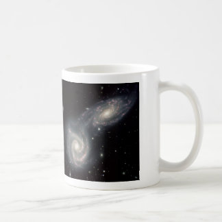 ARP-271 Colliding Spiral Galaxies Coffee Mug