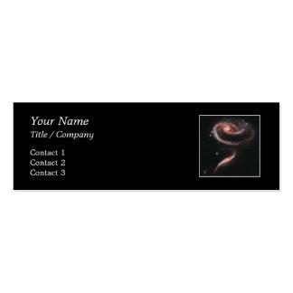 Arp 273 Galaxy Pair (Hubble Telescope) Business Card