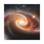 Arp 273 Rose Galaxies Canvas Print