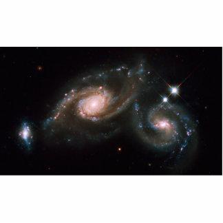Arp 274 Galaxies NASA Space Cutout
