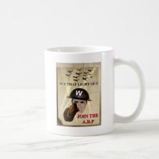 ARP Recruiting Poster Coffee Mug