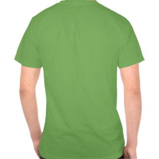 Arpa irlandesa camisetas