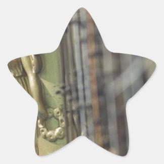 Arpa Pegatinas Forma De Estrellaes